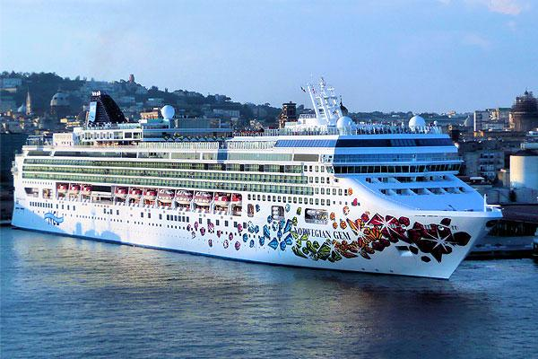 Norwegian Cruise Line (NCLH) Upgraded to