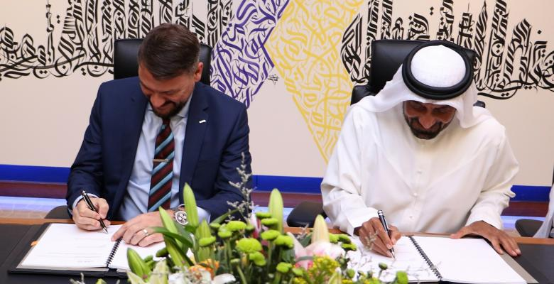 Dubai Air Navigation Services extends its collaboration with Serco