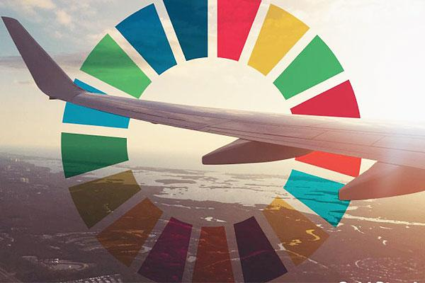 Air transport a key sector in supporting sustainable development globally