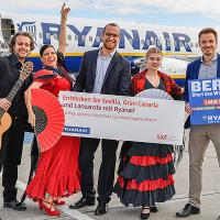 Three new sunny destinations from Schonefeld, Ryanair now flies to Seville ... - Travel Daily News International