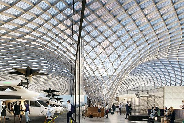 Airports of the future: 10 predicitions for the next decade
