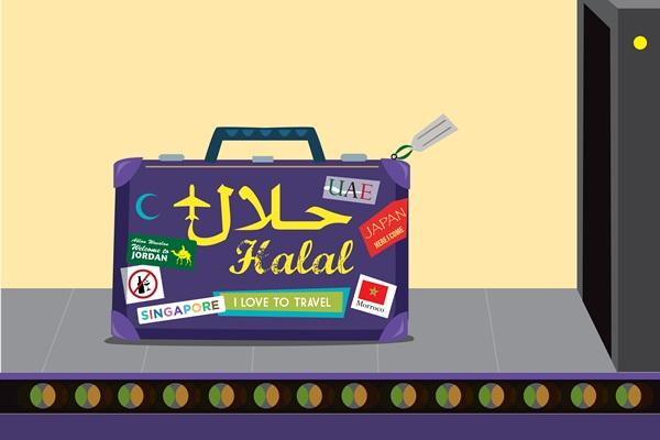 Amadeus' study sheds light on the needs of Halal travellers