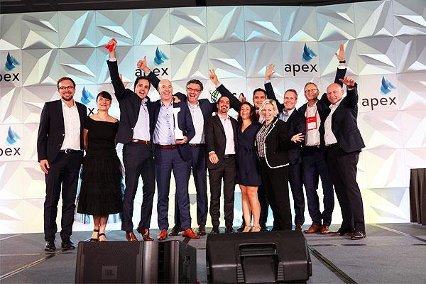Introducing the winners of the 2020 APEX/IFSA Awards