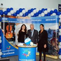 Ryanair and Lombardy region joint campaign takes off in London Southend - Travel Daily News International