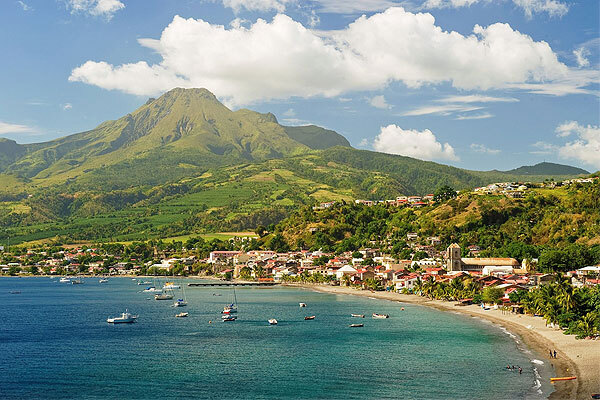French Caribbean Islands Of Guadeloupe
