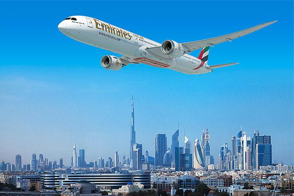 Emirates Announces Commitment for 40 Boeing 787-10s