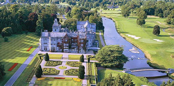 "Ireland City Names Adare Manor Named ""ireland's"