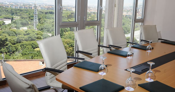 Anemon Fuar Hotel - Meeting Rooms