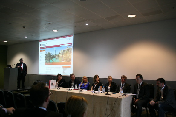 BU Tourism Futures Forum @ WTM2013