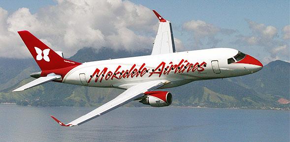 Đặt vé máy bay Mokulele Airlines