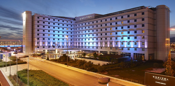 Sofitel Athens Airport in Greece
