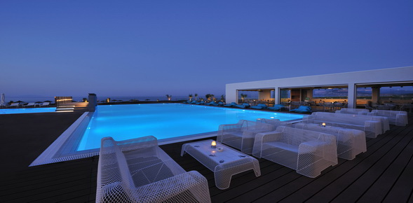 Thalatta Seaside Hotel in Greece