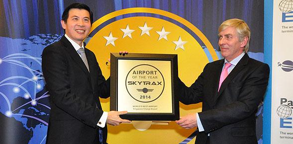 Skytrax World Airport Awards 2011 Skytrax World Best Airport